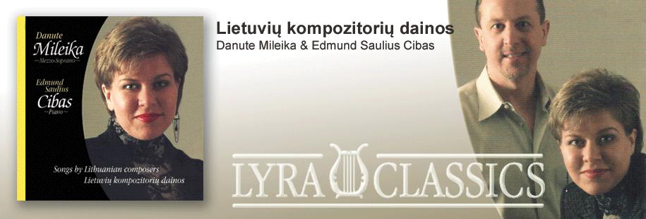 Lietuvių kompozitorių dainos