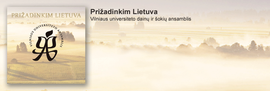 Prižadinkim Lietuva