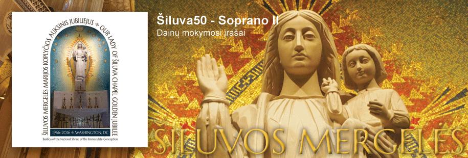 Šiluva50 - Soprano II